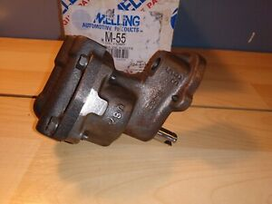 Melling M 55 High Volume Oil Pump Small Block Chevy