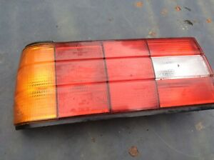 Bmw E30 325i 318is Left Tail Light 1988 Up