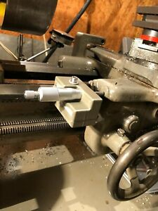 Micrometer Carriage Stop South Bend 9 10k Lathes