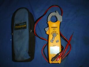Fieldpiece Sc420 Clamp Multimeter With Leads Softcase