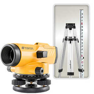 Topcon At b3a ps Automatic Level Kit