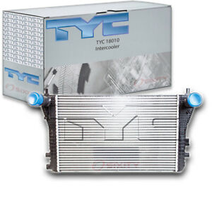 Tyc 18010 Intercooler For Volkswagen 1k0145803bm 1k0145803ca 3c0145805am Ie