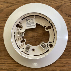 System Sensor Notifier B300 6 Fire Alarm Smoke Detector Base