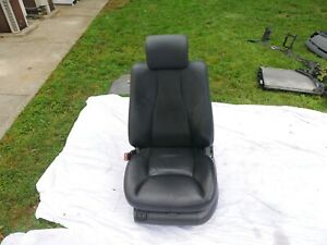 Mercedes Benz Oem W220 S430 S500 S55 Front Driver Side Seat Black 2003 2006