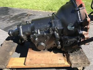 1960 Chevy Powerglide Transmission torque Converter And Flex Plate Included