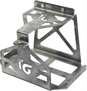 Optima Group 34 78 Battery Box Tray Case W Bolt Down Cover Bare Metal