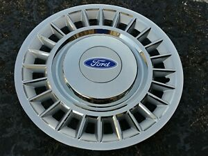 16 Ford Crown Victoria Hubcap Wheelcover 1 New 98 02 Replica Better Than Oem