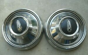 Plymouth Dog Dish Hubcaps Barracuda Valiant Belvedere Gtx Road Runner 9 Inch