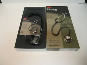 Littman Classic Ii S e Stethoscope New In Box Navy Blue 28 2205 See Pictures