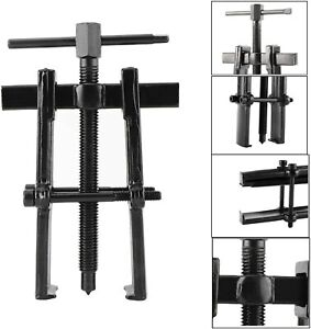 2 5 To 6 2 Jaws Black Gear Armature Bearing Puller Forging Extractor Remover