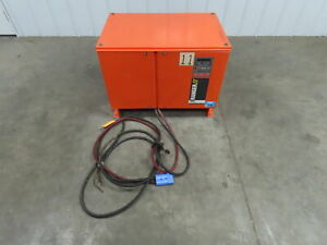 48 Volt Fork Lift Battery Charger 24 Cell 751 To 1100 Amp Hr 480 575 1 Phase