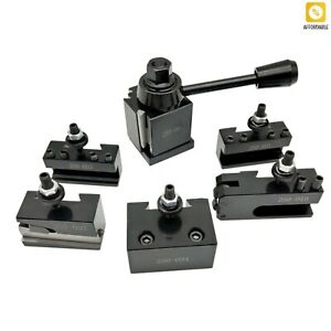 Type Quick Change Tools Kit Tool Post Tool Holder For Lathe Tools Change Tools