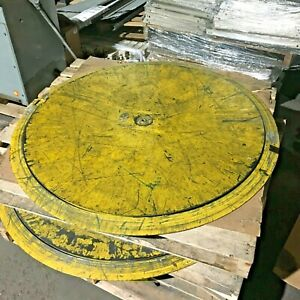 Southworth Palletpal Pallet Turntable Disc Floor Height 4000 Capacity Used