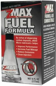 Zmax 58 106 Fuel Formula Easy To Use Fuel Treatment