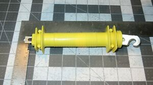 Dare Rub rgate 8 1 2 In Spring Bright Yellow Rubber Electric Fence Gate Handle