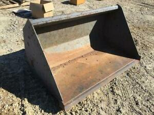 62 Tractor Loader Bucket Quick Attach 39 1 2 Ear Width Stock 203940