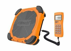Elitech Lmc 300 Electronic Refrigerant Charging recovery Scale Hvac A c Wired