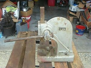Arbor Press Tool Phase Two 1 Ton Heavy Duty Max 2 000 Lb Force Free Shipping