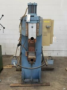 Precision Welder Flexopress Corp 75 Kva Spot Welder Am19925