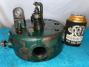 Head For 3 Hp Ihc Vertical Famous Hit Miss Gasoline Engine Antique Part g1005