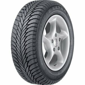 2 New P225 60r16 Goodyear Ultra Grip Gw2 Studless Tires 225 60 16 2256016