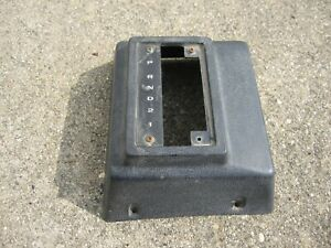 International Scout Ii Automatic Transmission Shift Cover