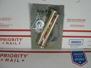 Snowdogg Buyers Plow Trip Pin Kit 1 Oem Pair 16101110a With Cotters Fittings