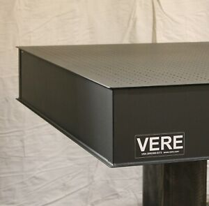 New Vere Optical Table Breadboard 36 X 72 X 8 3 Factory Direct Item