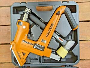 Bostitch Mfn 201 Manual Flooring Cleat Nailer