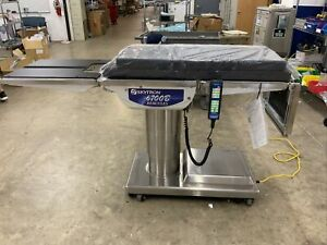 Skyron 6700b Hercules Surgery Or Table W New Pads 6 Month Warranty