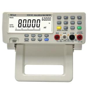 Bench Digital Multimeter With Function Generator And Rs 232 Computer Interface