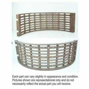 Used Rotor Slotted Grate Case Ih 2188 2388 7130 1688 1680 International 1480