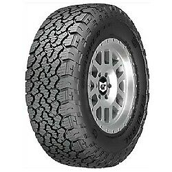 1 New Lt235 80r17 10 General Grabber A Tx 10 Ply Tire 2358017