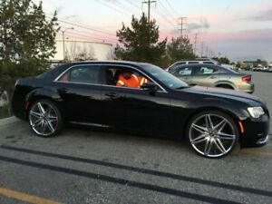 24 Inch Lexani Wheels And Tires 5 Lug