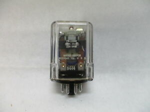 Micro Switch 2fd1 8 pin Relay Fd 10000 Coil 15v 210 ohm