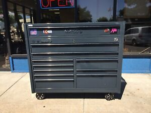 Matco Tools 4225rp 4225td Toolbox W Top Drawer Power Local Pick Up Only