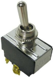 Ecm 2 Pack Heavy Duty Toggle Switch Double Pole Single Throw
