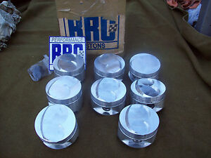Pontiac 428 Forged Brc Pistons 005 Over
