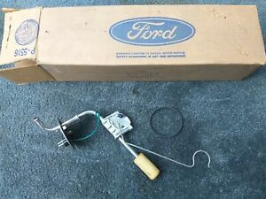 Nos Genuine Ford Mustang Ii 1975 1976 Fuel Tank Sending Unit Single Port