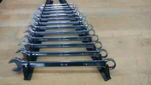 Sk Professional Tools Combo Wrench Set chrome 7 19mm 13 Pc 12 Point