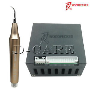 Woodpecker Dental Ultrasonic Pezio Built in Scaler Uds n6 Handpiece Tips Fit Ems