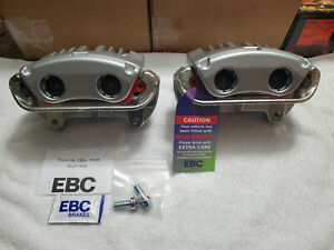 Cobra Calipers 99 01 Mach 1 New Ford Mustang Cobra Mach 1 Fronts 4 6 W Ebc Pads