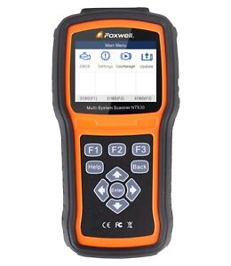 Foxwell Nt530 Diagnostic Scanner Tool Abs Code Reader For Ford Lincoln Mercury