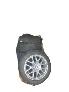 Ford Mustang Tires And Rims Sz 18