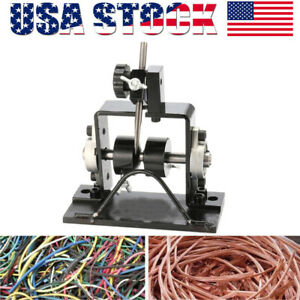 Manual Wire Cable Stripping Peeling Machine Scrap Stripper Metal Recycle B6q9