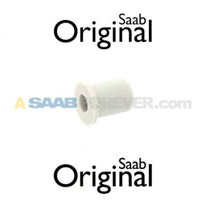 Saab 900 9000 9 3 Emblem Bushing Front Badge New Genuine Oem 6915706 32020110