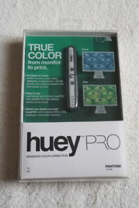 Huey Pro By Pantone X rite Advanced Color Correction For Pc