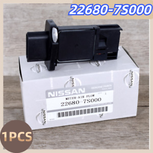 New Mass Air Flow Meter Sensor Maf 22680 7s000 For Nissan Altima