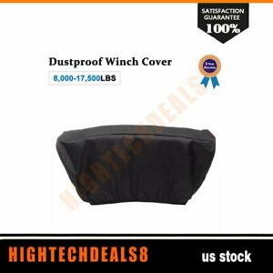 Waterproof Winch Cover For 8500 13000lb Winch Dust Recovery Oxford Textile Bag