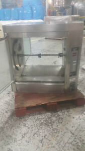 Henny Penny Sure Chef Commercial Electric Rotisserie Oven W therma Vec System